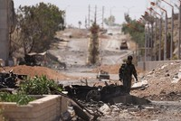 Syrian opposition activists and media say US-backed Syrian Democratic Forces (SDF) are closing in on the de-facto capital of the Daesh group in Syria, seizing a cotton factory only a couple of...