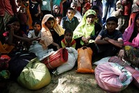 Head of religious authority urges focus on suffering of Rohingya Muslims