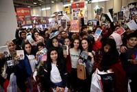 معرض إسطنبول الدولي للكتاب يجذب أكثر من 611.000 زائراً هذا العام