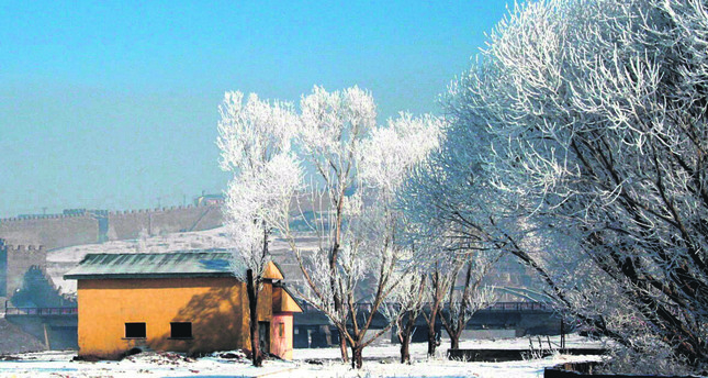 Ardahan is the coldest part of Turkey, making it a good place to visit n July when weather is the warmest.
