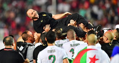 Algeria beats Senegal to win Africa Cup of Nations