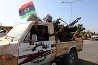 قوة تابعة للحكومة الليبية (أرشيفية)