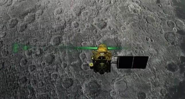 قبل هبوطها على سطح القمر.. الهند تفقد الاتصال بمركبتها فيكرام