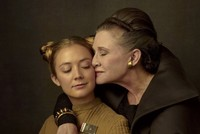 New 'Star Wars' trailer: A hint at Leia's fate?
