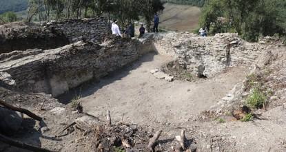 Byzantine-era cistern unearthed in Turkey's Yalova