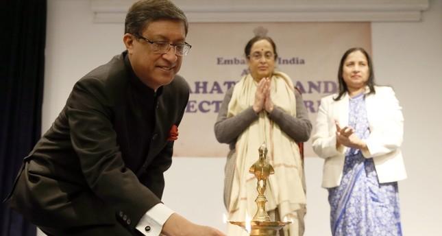 Gandhi's 150th birthday celebrated at India's embassy in Turkey