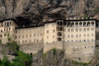 One of the favorite, crucial sites in Turkey in terms of religious tourism, Sümela Monastery, welcomes thousands of local and foreign guests each year, contributing both to tourism and the economy...