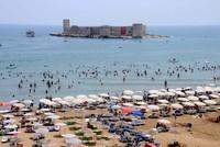 قلعة الفتاة لؤلؤة شرق البحر المتوسط التركية