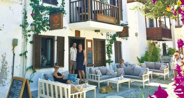 Expat-run retreats and guesthouses in Turkey