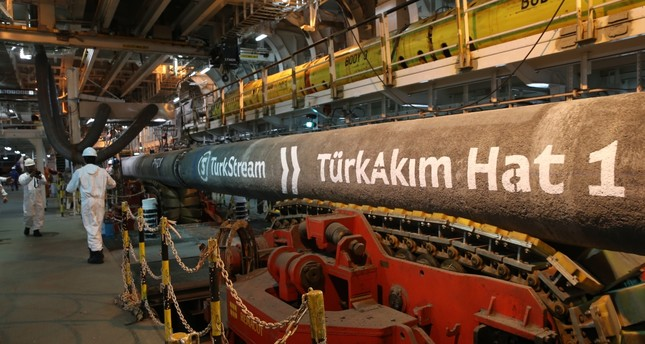TurkStream is seen as an important step toward Turkey's ambition to establish an energy trading hub.