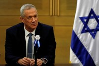 Israel's president tasks Benny Gantz with forming government