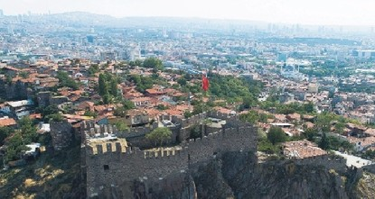 Ankara Castle: Center of history, culture and trade