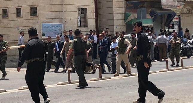 العراق.. انتهاء هجوم محافظة أربيل بمقتل ثلاثة مسلحين وموظف