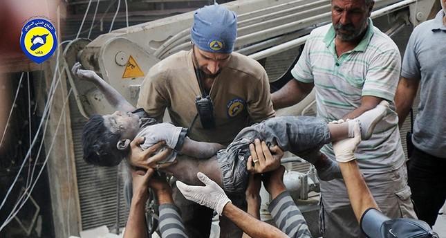 قرابة 10 آلاف قتيل بينهم 906 أطفال في الغارات الروسية على سوريا