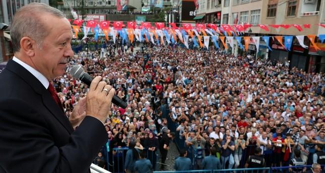 أردوغان: من المؤسف أن تتخلى الولايات المتحدة عن شريك إستراتيجي مقابل قس