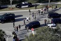 Florida school shooting suspect on US authorities' radar in 2016, reports says
