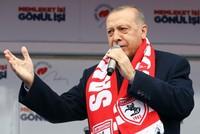Opposition alliance counts on terrorist groups' support, Erdoğan says