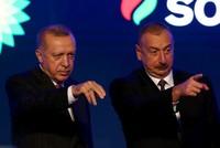 الرئيس الأذربيجاني: نشهد يومًا تاريخيًا بتشغيل خط نقل الغاز لأوروبا