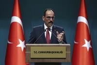 الرئاسة التركية تؤكد أن العمل مع الروس جار لإقامة منطقة منزوعة السلاح في إدلب