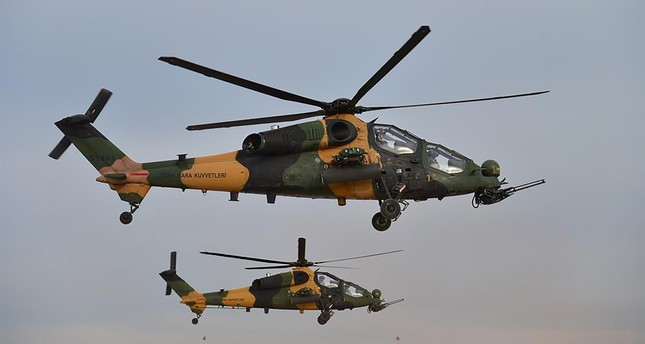 ATAK helicopters, one of the most remarkable products of Turkey's defense industry, have paved the way for increased exports.