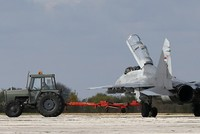 Serbia said Monday that it will purchase Russian combat jets in a move likely to add to tensions in the Balkans amid Moscow's apparent efforts to prevent the volatile European region from joining...