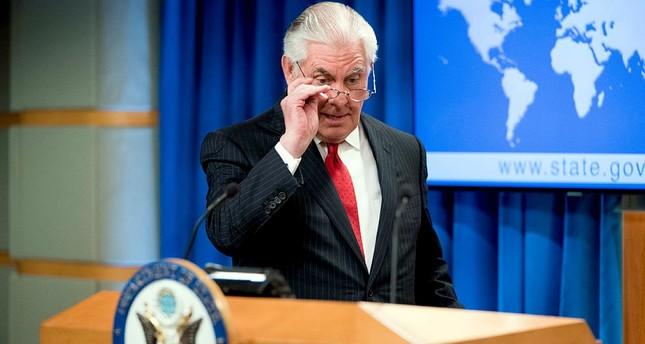 وزير الخارجية الأمريكي المقال ريكس تيلرسون - رويترز