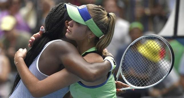 Kenin ends Coco Gauff's streak in Australian Open