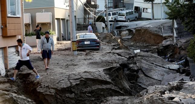 Erdbeben In Japan Heute