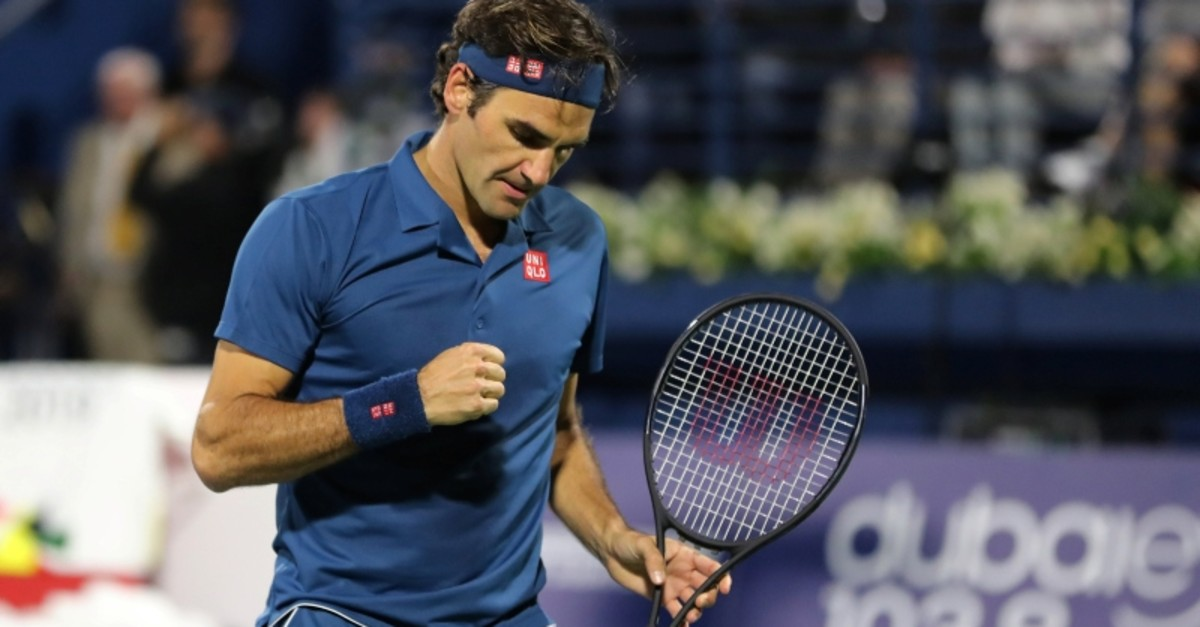 Dubai Tennis Championships - Dubai Duty Free Tennis Stadium, Dubai, United Arab Emirates - March 2, 2019  (Reuters Photo)