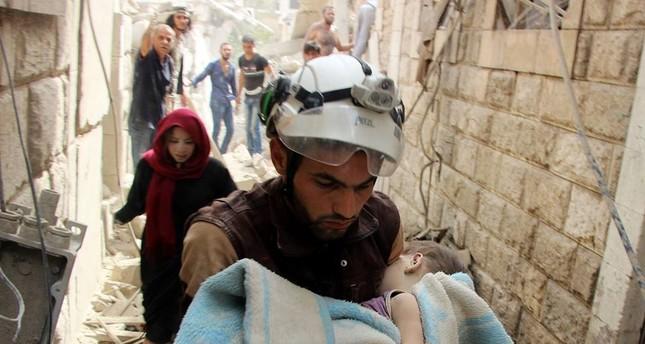 مقتل 37 مدنياً في غارات روسية على محافظة ادلب السورية