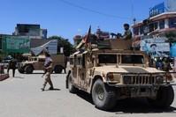 قوات حكومية أفغانية في مدينة قندز أرشيفية- الفرنسية