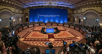 pDuring the long-lasting civil war in Syria, several international initiatives for a peace settlement came into being, and none of them except for the Astana process has produced a...