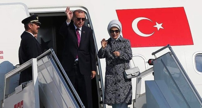 Erdoğan to travel to Switzerland and Malaysia to attend summits on refugees, Muslims