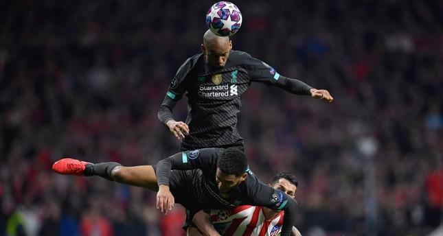ليفربول يسقط أمام أتلتيكو مدريد بـأبطال أوروبا