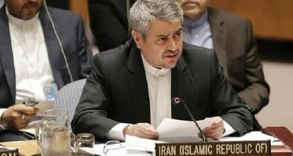 إيران: إفادة بومبيو في مجلس الأمن الدولي هي  حزمة من الإفك والكذب والخداع