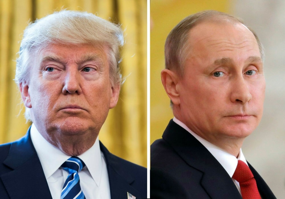 Egypt has become a key element in both U.S. President Donald Trump and Russian President Vladimir Putinu2019s Middle East strategy. (EPA Photo)
