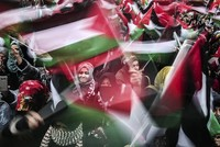 Thousands protest US move on Jerusalem in Istanbul