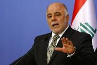 PM Abadi says won't accept PKK using Iraqi territory to attack Turkey
