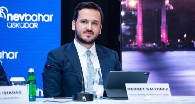 Kalyon Holding board member Mehmet Kalyoncu.