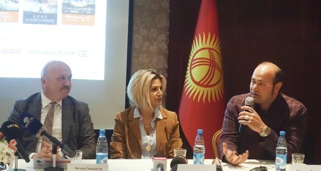 3rd Turkish Film Week kicks off in Kyrgyzstan