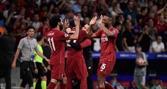 بأقدام صلاح.. ليفربول يتوج بلقب دوري أبطال أوروبا