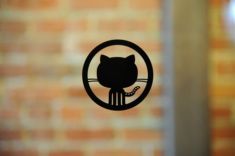 GitHub logo (Photo from Flickr)