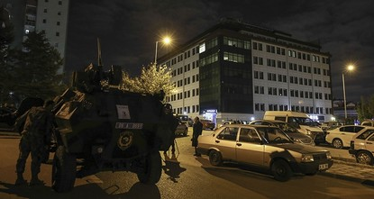 pA Daesh member clashing with police in the capital Ankara was killed late Tuesday, authorities said. The suspect, identified as Turkish national Ahmet B., was planning to carry out a suicide...