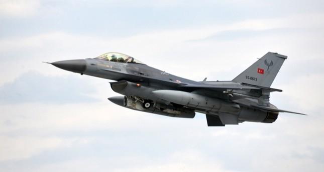 تركيا تطلق مشروعا محليا لتطوير رادارات مقاتلاتها من طرازF-16