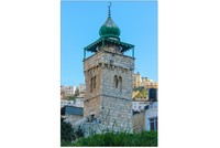 Palestinians find peace in ancient mosques of Nablus