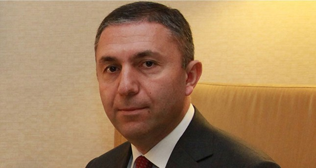 Azerbaijani lawmaker Tahir Mirkişili.