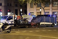 A 33-year-old Turkish national was among those wounded in Thursday's terrorist attack in central Barcelona, Turkey's embassy in Madrid confirmed on Friday.
