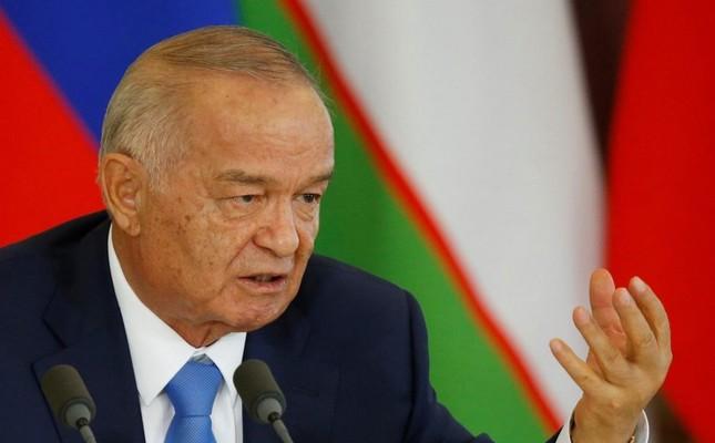 Former Uzbek President Islam Karimov