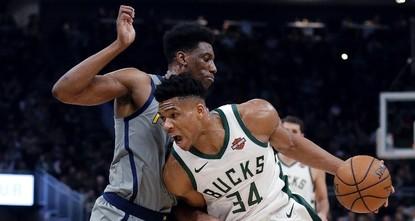 NBA roundup: Bucks first to notch 50 wins