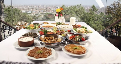 A taste of Turkey: Gastronomy destinations for foodies